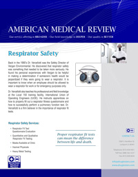Respirator testing services